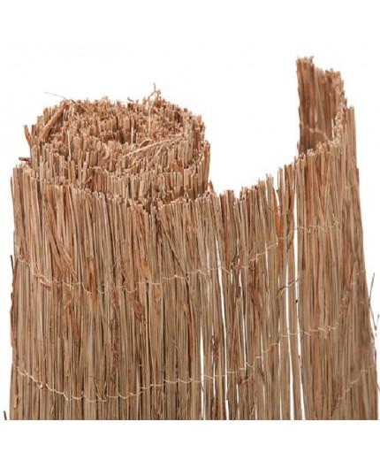 Καλαμωτή ψάθα seagrass  με σύρμα PVC 150X500