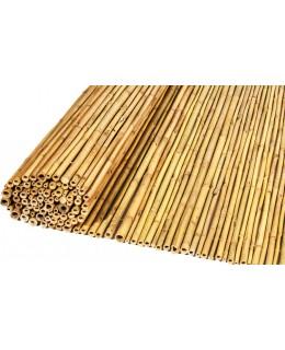 Καλαμωτές μπαμπού 20-26mm με εσωτερικό σύρμα γαλβανιζέ 100Χ200