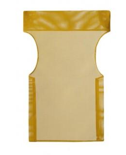 Πανί σκηνοθέτη PVC διάτρητο κίτρινο
