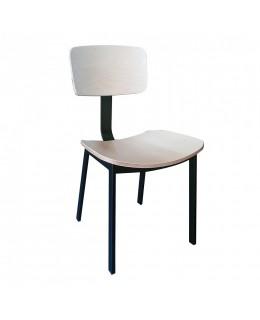 Καρέκλα μεταλλική 332 ελληνικής κατασκευής