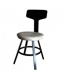 Καρέκλα μεταλλική ελληνικής κατασκευής Νο394