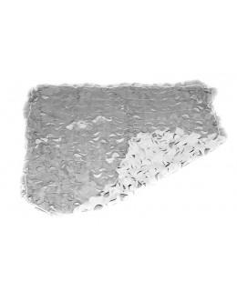 Δίχτυ παραλλαγής σκίασης γκρι/λευκό διπλής όψεως 160gr 200X300cm (6.00€ τμ)