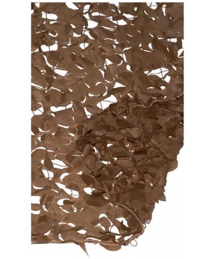 Δίχτυ παραλλαγής σκίασης 120gr σε χρώμα μπεζ (άμμου) 300X300cm (3.85τμ)