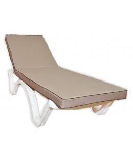 Μαξιλάρι ξαπλώστρας με πολυεστερικό ύφασμα SAND