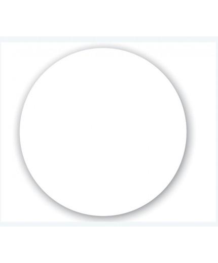 Επιφάνεια τραπεζιού σε λευκό WERSALIT Φ60