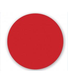 Επιφάνεια τραπεζιού σε κόκκινο Φ60 WERSALIT