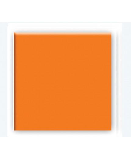 Επιφάνεια τραπεζιού 70 Χ 70 σε πορτοκαλί