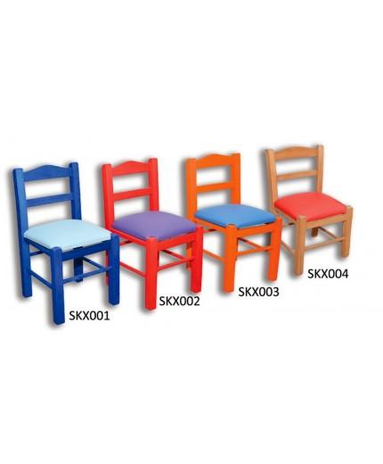 Παιδικό καρεκλάκι ξύλινο κατασκευής μας