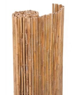 Καλαμωτές μπαμπού 14-20mm με εσωτερικό γαλβανιζέ σύρμα 100Χ250