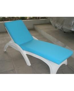 Μαξιλάρια ξαπλώστρας ελληνικής κατασκευής από PVC