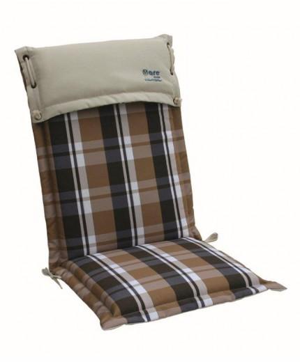 Μαξιλάρι πολυθρόνας με ψηλή πλάτη