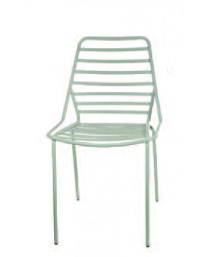 Καρέκλα Μεταλλική ελληνικής κατασκευής