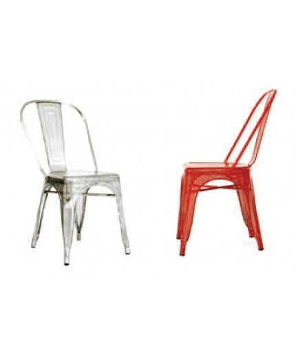 Καρέκλες μεταλλικές INOX