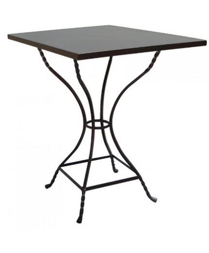 Τραπέζι μεταλλικό 60Χ60