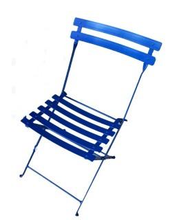 Μεταλλική καρέκλα παραδοσιακή Ζαππείου