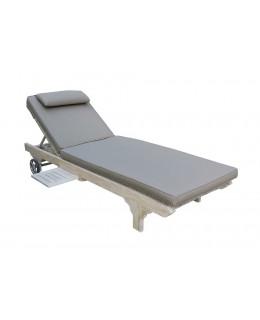 Μαξιλάρι ξαπλώστρας με ύφασμα OLEFIN