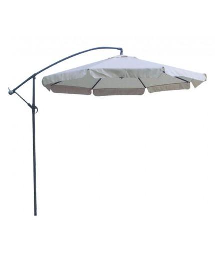 Ομπρέλα αλουμινίου κρεμαστή Φ3 m