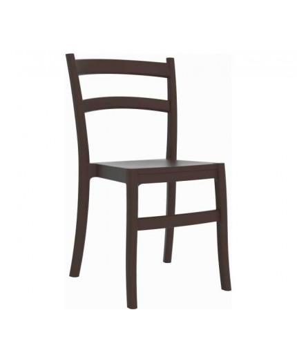 Καρέκλα παραδοσιακή από πολυπροπυλένιο σε 8 χρώματα