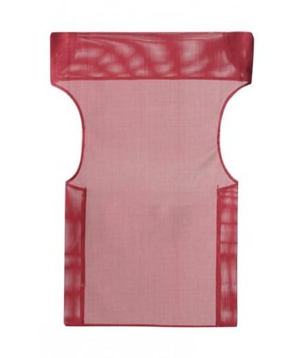Πανιά για καρέκλα σκηνοθέτη PVC διάτρητα 1χ1 ή καραβόπανα