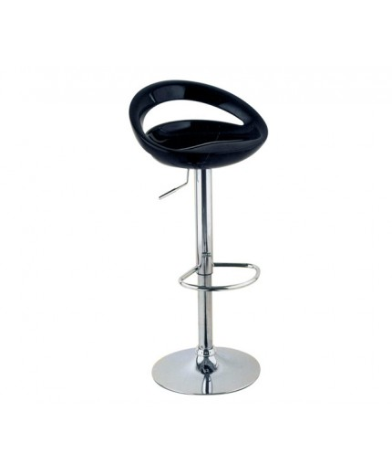 Σκαμπό μπαρ με ρυθμιζόμενο κάθισμα ABS σε 4 χρώματα