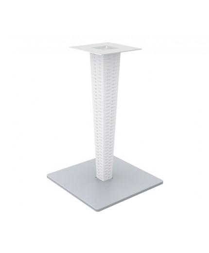 Βάση πολυπροπυλενίου για τραπέζι με βάση αλουμινίου