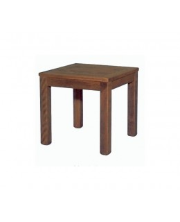 Τραπεζάκι ξύλινο ξαπλώστρας